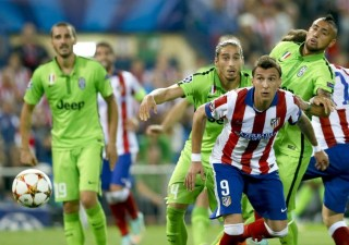 Atlético Madrid 1-Juventus 0. Champions League 2014