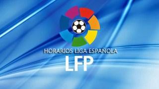Horarios partidos domingo 26 octubre: Jornada 9 Liga Española
