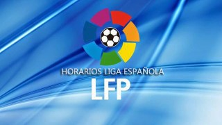Horarios partidos domingo 19 octubre: Jornada 8 Liga Española