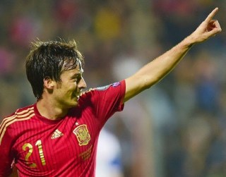 Luxemburgo 0-España 4. Eliminatoria Euro 2016
