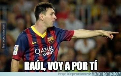 Los mejores memes del Barcelona-Ajax: Champions messi