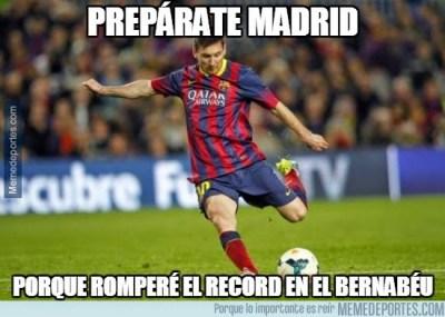 Los mejores memes del Barcelona-Éibar: Liga Española messi