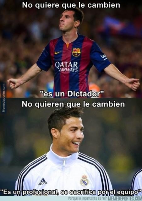 Los memes de la previa Real Madrid-Barcelona: el clásico ronaldo