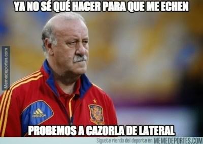 Los mejores memes de la derrota de España ante Eslovaquia del bosque