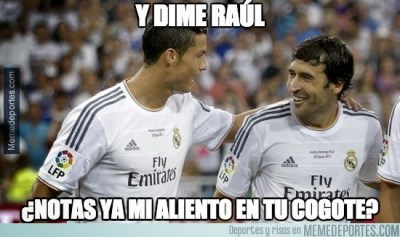 Los mejores memes del Liverpool-Real Madrid: Champions raul cristiano