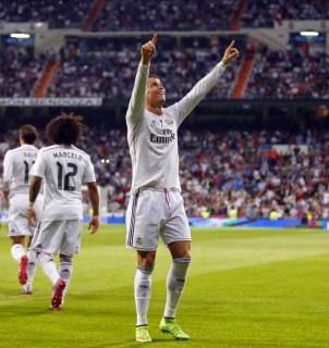 Real Madrid 5-Atheltic Bilbao 0. Jornada 7 Liga Española