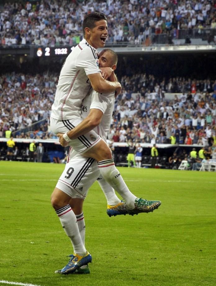 Real Madrid 3-1 Barcelona. Jornada 9 Liga Española 2014-15