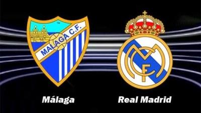 Alineación y la previa Malaga-Real Madrid. Jornada 13