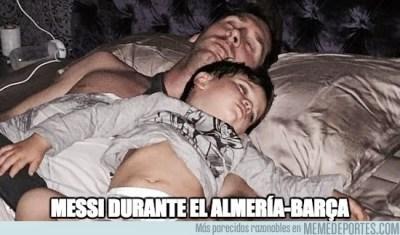 Los mejores memes del Almería-Barcelona: Liga Española