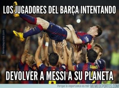 Los mejores memes del Apoel-Barcelona: Champions