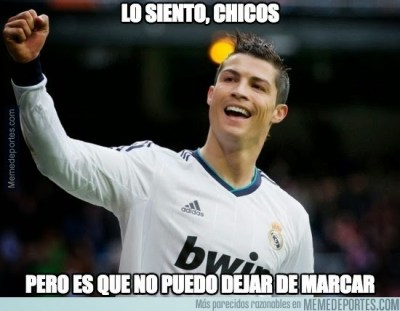 Los mejores memes del Granada-Real Madrid: Liga Española cristiano ronaldo