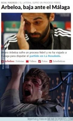 Los mejores memes del Málaga-Real Madrid: Liga Española