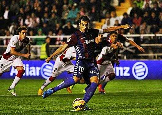 Rayo Vallecano 2-Éibar 3. Jornada 10 Liga Española BBVA