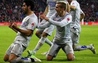 Athletic Bilbao 1-Atlético Madrid 4. Jornada 16  Liga Española