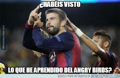 Los mejores memes del Barcelona-Espanyol: Liga Española pique