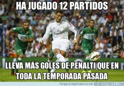 Los mejores memes del Real Madrid-Celta Vigo: Liga Española