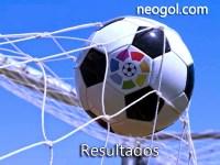 Resultados Jornada 14. Liga Española 2014