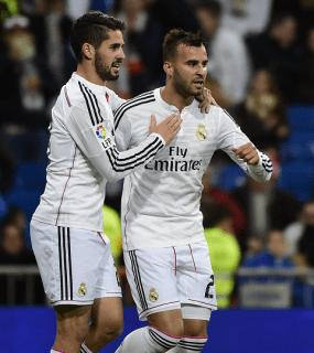 Real Madrid 5-Cornella 0. Dieciseisavos Copa del Rey