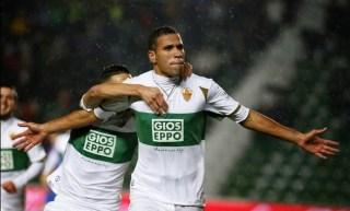 Elche 1-Levante 0. Jornada 19 Liga Española