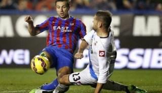 Levante 0-Deportivo 0. Jornada 18 Liga Española