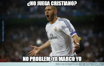 Los mejores memes del Real Madrid-Real Sociedad: Liga Española benzema