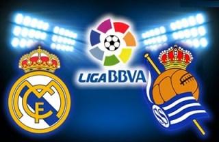 Alineación y la previa Real Madrid-Real Sociedad. Jornada 21 liga española bbva