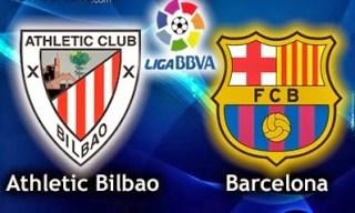 Alineación y la previa Barcelona-Athletic Bilbao. Jornada 22