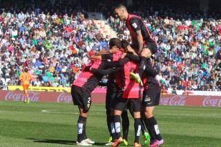 Córdoba 1-Almería 2. Jornada 22 Liga Española