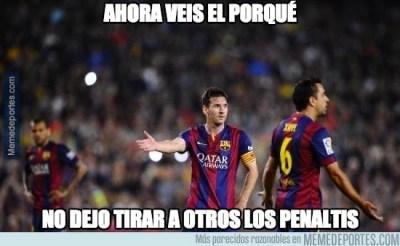 Los mejores memes del Barcelona-Villarreal: Copa del Rey