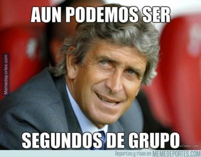 Los mejores memes del M. City-Barcelona: Champions
