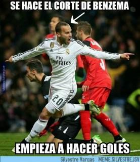 Los mejores memes del Real Madrid-Sevilla: Liga Española