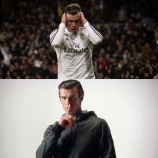 Los mejores memes del Real Madrid-Levante: Jornada 27 bale
