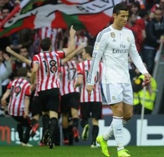 Athletic Bilbao 1-Real Madrid 0. Jornada 26 Liga Española
