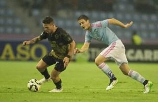 Celta de Vigo 1-Elche 1. Jornada 25 Liga Española