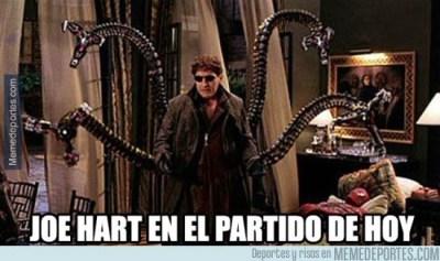 Los mejores memes del Barcelona-M. City: Champions joe hart portero
