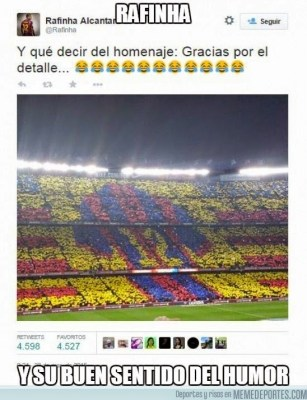Los mejores memes del clásico Barça-Real Madrid 2015