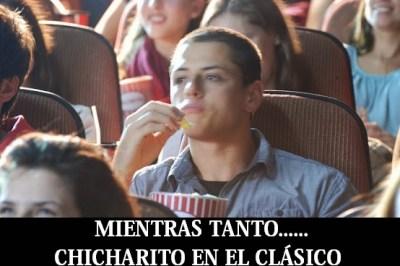 Los mejores memes de la previa Barça-Real Madrid CHICHARITO