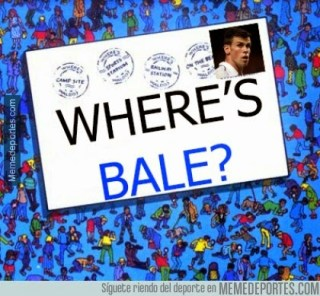 Los mejores memes del Real Madrid-Schalke: Champions bale
