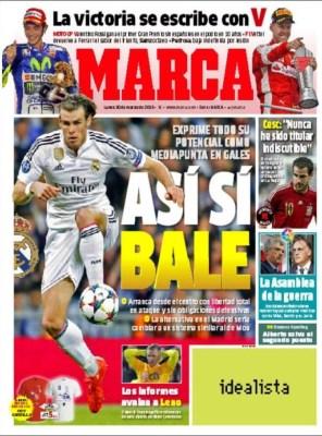 Portada Marca: Así si Bale