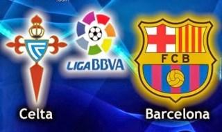 Alineación y la previa Celta de Vigo-Barcelona. Jornada 29
