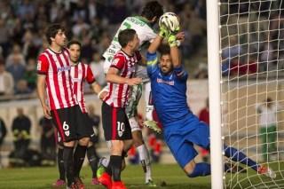 Córdoba 0-Athletic Bilbao 1. Jornada 33 Liga Española