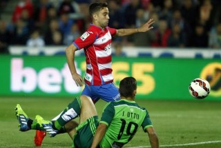 Granada 1-Celta de Vigo 1. Jornada 30 Liga Española