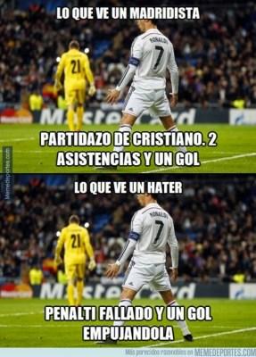 Los mejores memes del Real Madrid-Málaga: Jornada 32