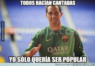 Los mejores memes del Sevilla-Barcelona: Jornada 31