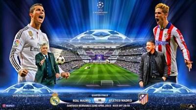 Real Madrid vs Atletico Madrid: The Battle coming ronaldo torres