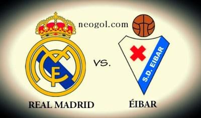 Alineación y la previa Real Madrid-Éibar. Jornada 31