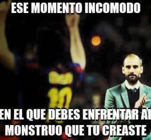 Los mejores memes del Barcelona-Bayern Munich: Semis Champions pep guardiola messi