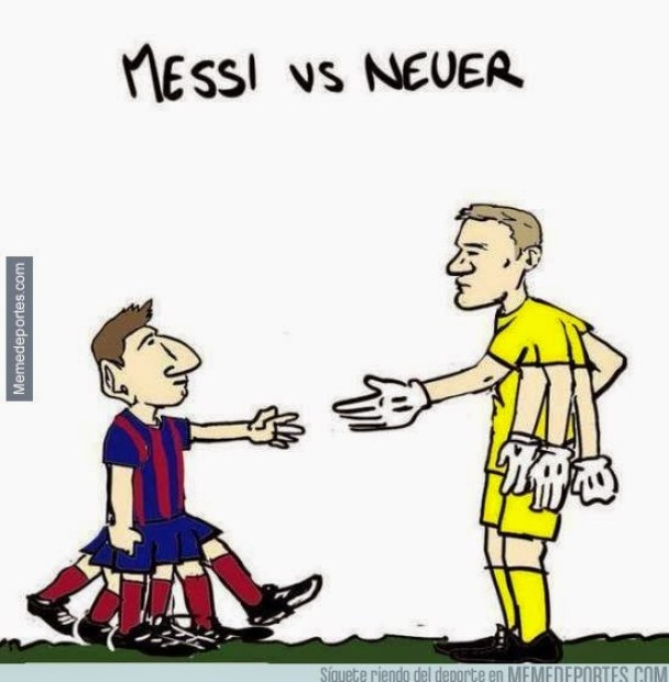 Los mejores memes del Barcelona-Bayern Munich: Semis Champions