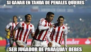 Los mejores memes del Brasil-Paraguay. Copa América