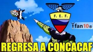 Los memes del México-Ecuado